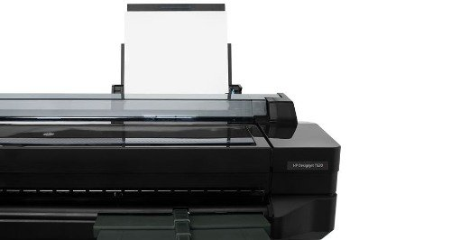 Plotter Hp Designjet T520 Pc Mac 91,4cm 36 Pulgadas Wifi Red - Gondack