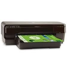Impresora A3 Hp Eprint Officejet 7110 Color Tinta Wifi Movil en internet