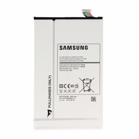 Bateria Alternativa P/ Tablet Samsung Sm-t700 Tab S 8.4¨