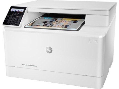 Multifunción Laser Color Copiadora Impresora Hp Pro M180nw en internet