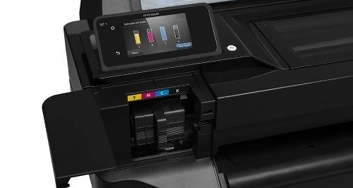 Plotter Hp Designjet T520 Pc Mac 91,4cm 36 Pulgadas Wifi Red en internet