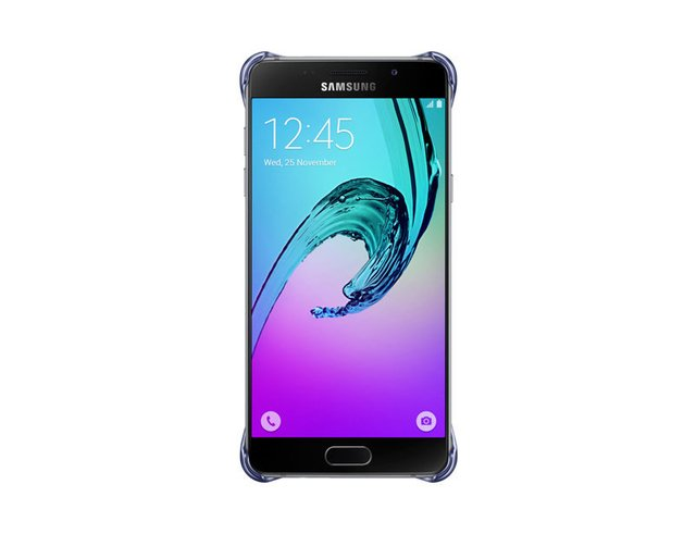 Funda Clear Cover Samsung Galaxy A5 Sm-a510 2016 Original en internet