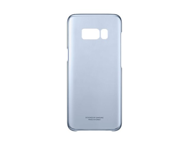 Funda Clear Cover Samsung Galaxy S8 Original Ef-qg950 en internet