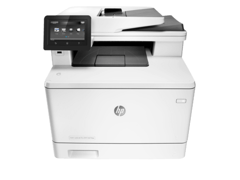 Hp M477 Color Laserjet Pro M477fdw Multifunción Laser Color en internet