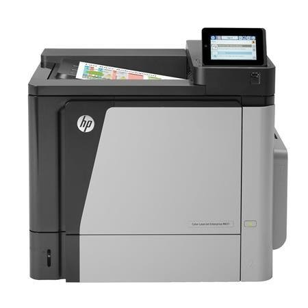 Impresora Laser Color A3 Hp Color Laserjet Enterprise M750dn