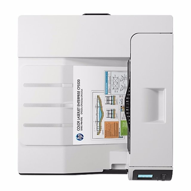 Impresora Laser Color A3 Hp Color Laserjet Enterprise M750dn - comprar online