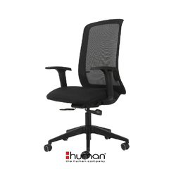 Sillon Big High Basculante Avanzado Negra