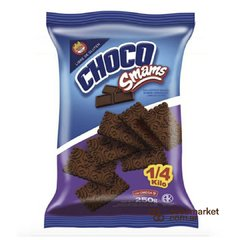 Galletas de Chocolate s/tacc Smams x 250gr