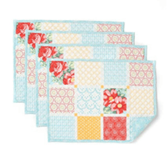 Set de Individuales tipo ¨Patchwork¨