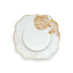 Plato Postre Royal White Collection I 17 cm I - Pick a Plate