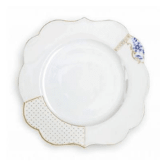 Plato Principal Royal White Collection I 28 cm I