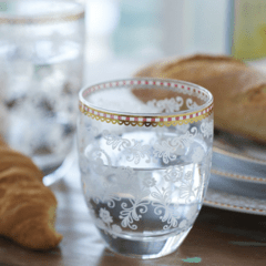 Vaso Floral Water Glass Pip Studio en internet
