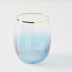 Vaso Waterfall Purple - comprar online