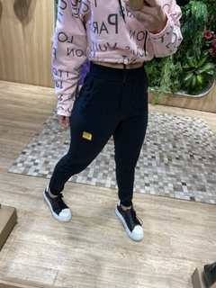 Calça Moletom Global