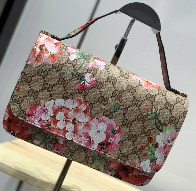 Bolsa Floral Gucci Inspired