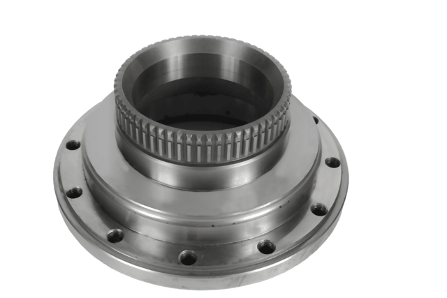 Impeller Cube Case D80318