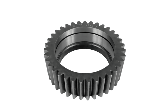 Gear with Bearing Case 123775A1