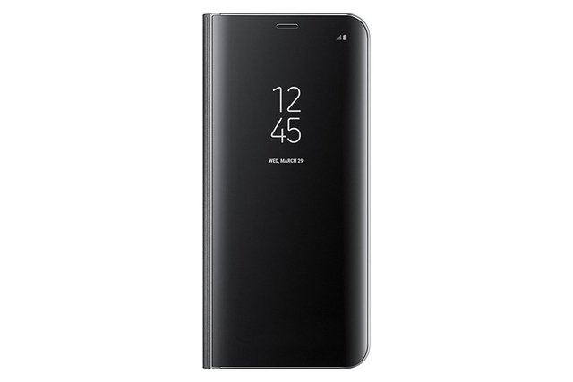 Case Flip Cover S-View para Samsung Galaxy S8+