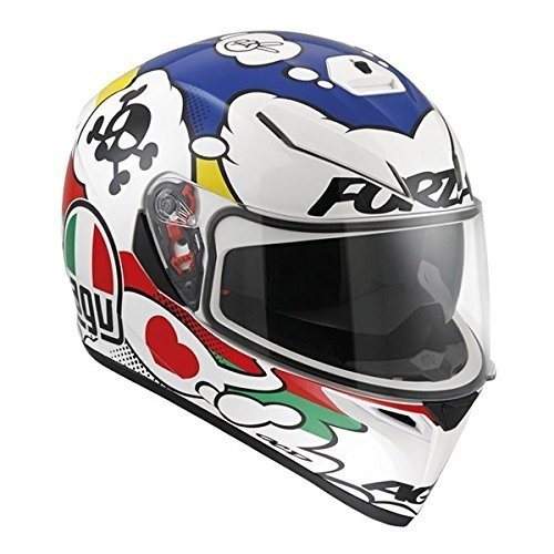 Capacete AGV K3 SV Comic Full Face - BITIMPORTS