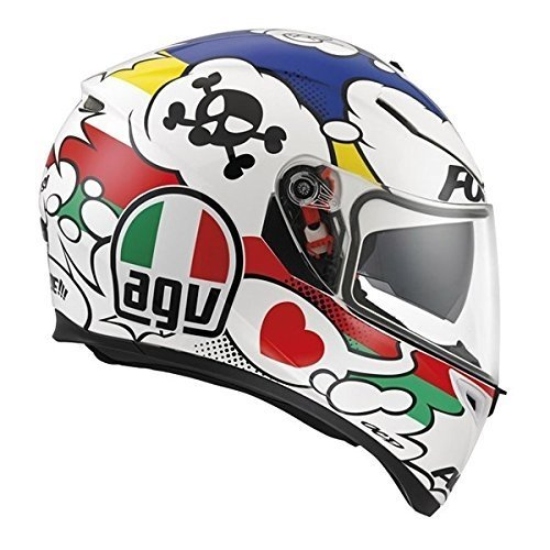Capacete AGV K3 SV Comic Full Face