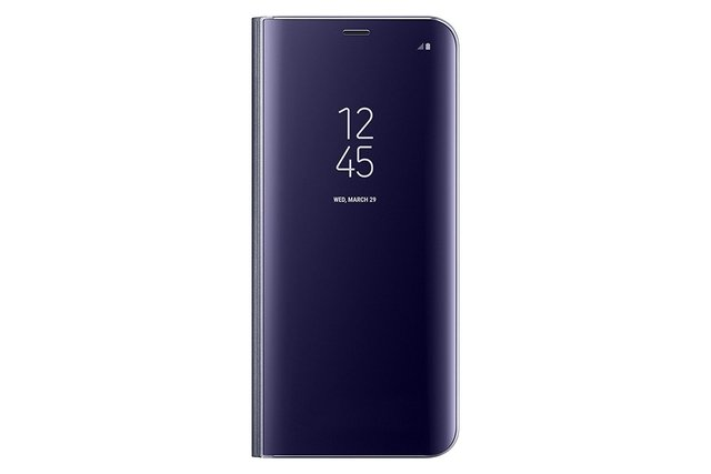 Case Flip Cover S-View para Samsung Galaxy S8
