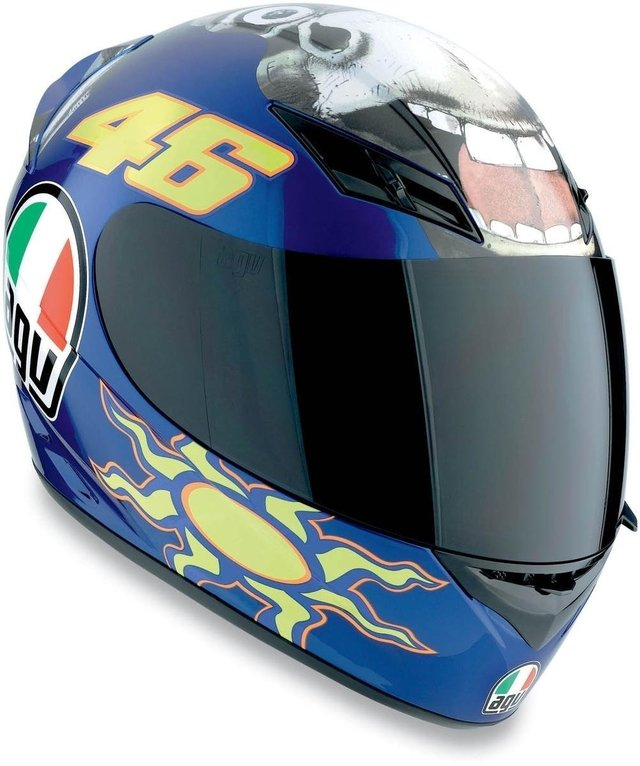 Capacete AGV K3 The Donkey Full Face