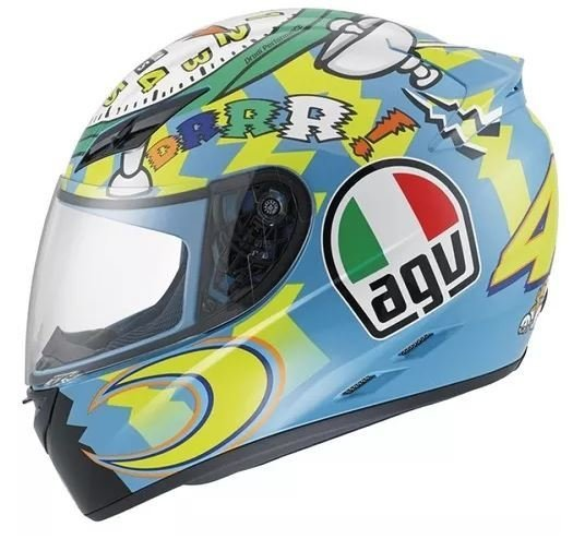 Capacete AGV K3 Wake UP Full Face - comprar online