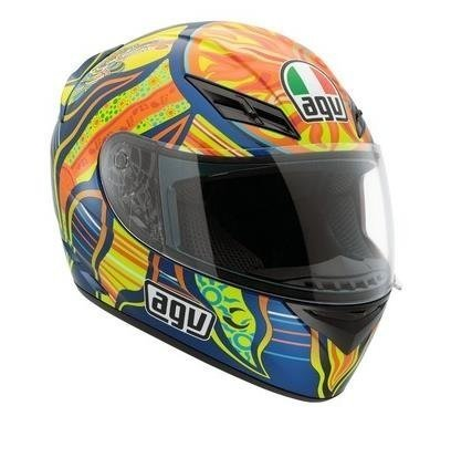 Capacete AGV K3 5-Continents Full Face