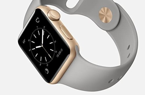 Apple Watch Serie 2 38mm (Gold Aluminum) - comprar online