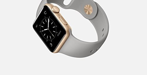 Apple Watch Serie 2 38mm (Gold Aluminum) - BITIMPORTS
