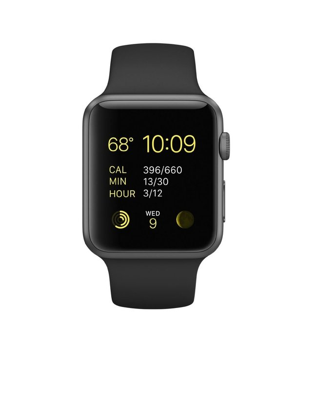 Apple Watch Serie 1 42mm (Space Grey)