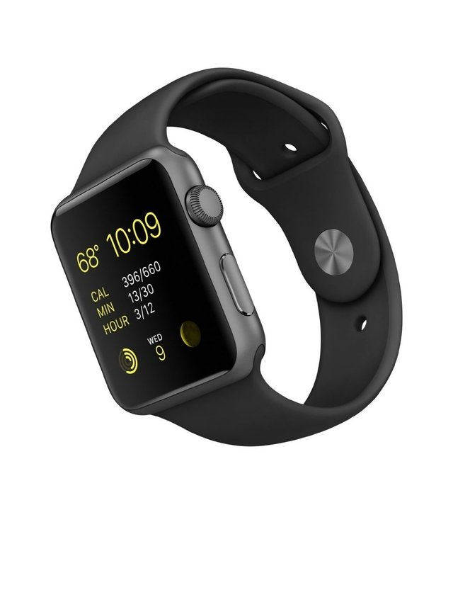 Apple Watch Serie 1 42mm (Space Grey) - comprar online
