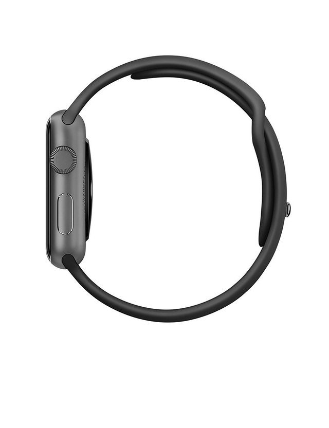 Apple Watch Serie 1 42mm (Space Grey) - BITIMPORTS