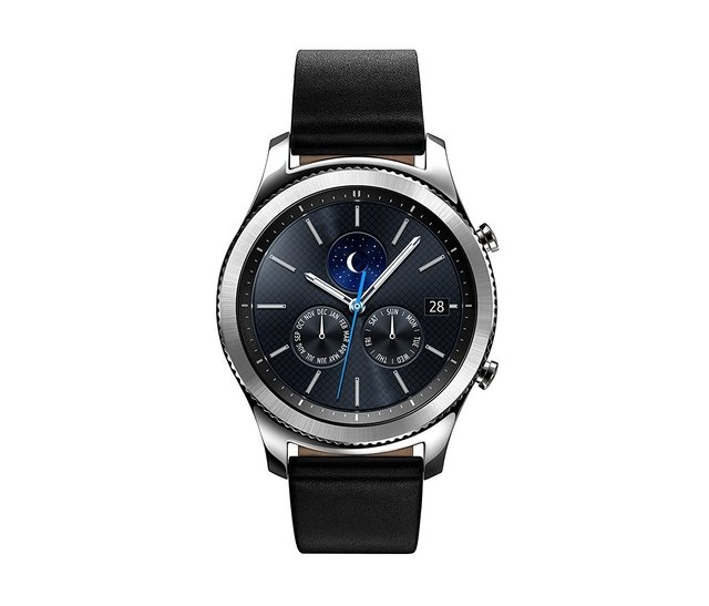 Relógio Samsung Gear S3 Classic (Bluetooth version) na internet