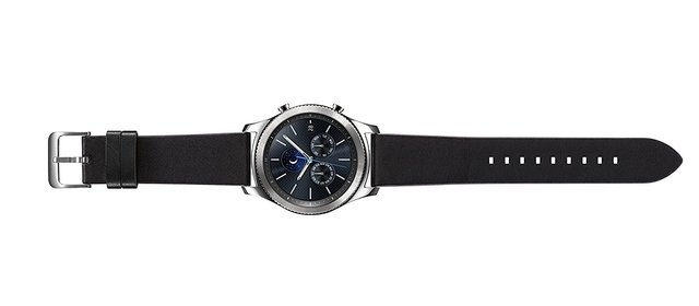 Relógio Samsung Gear S3 Classic (Bluetooth version) - BITIMPORTS