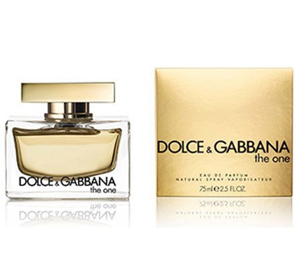 Perfume Dolce e Gabbana The One Feminino EDP 75ml