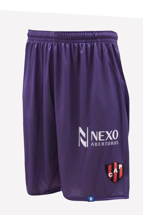 Patronato Short Arquero alternativo 2018/19