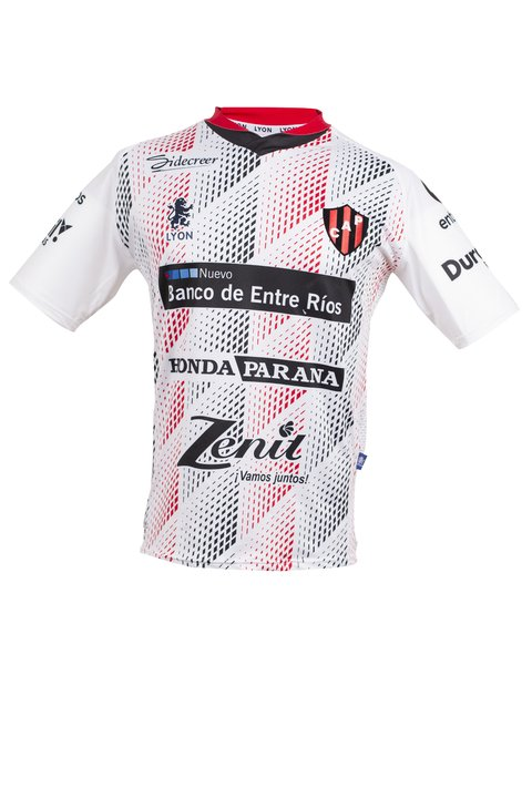 Patronato Camiseta Alternativa 1