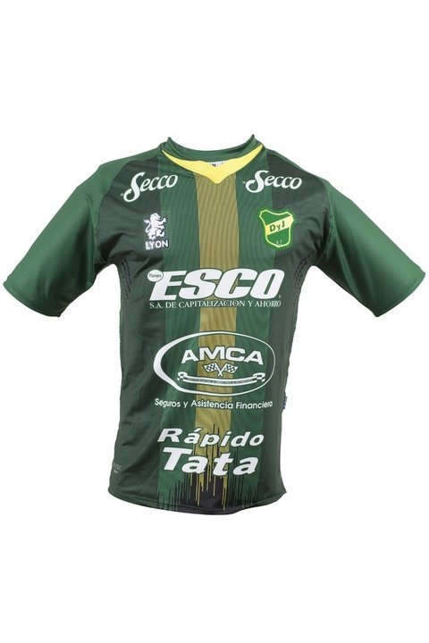 Defensa y Justicia Camiseta alternativa 2