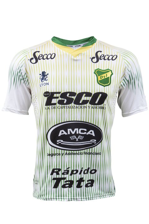 Defensa y Justicia Camiseta Alternativa 2018/19