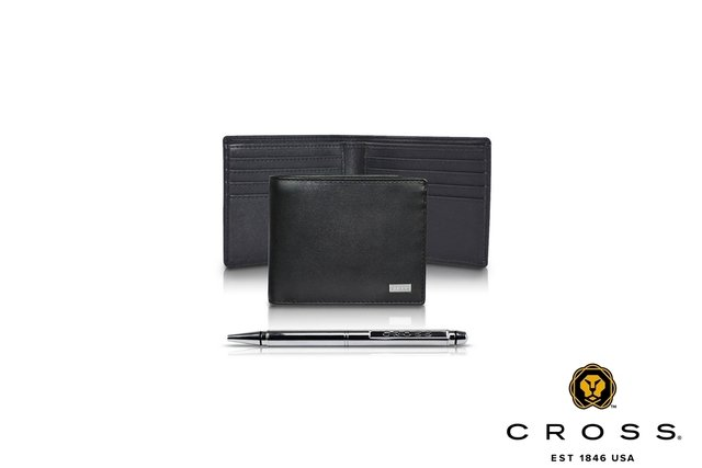Billetera Insignia Slim con bolígrafo | Cross