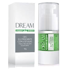 DREAM POWER SHOCK - GEL ELETRIZANTE