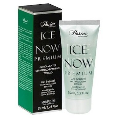 ICE NOW PREMIUM - GEL BEIJAVEL - comprar online