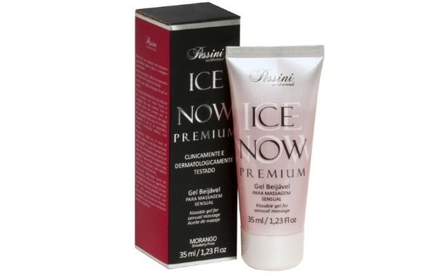 ICE NOW PREMIUM - GEL BEIJAVEL - mil emocoes