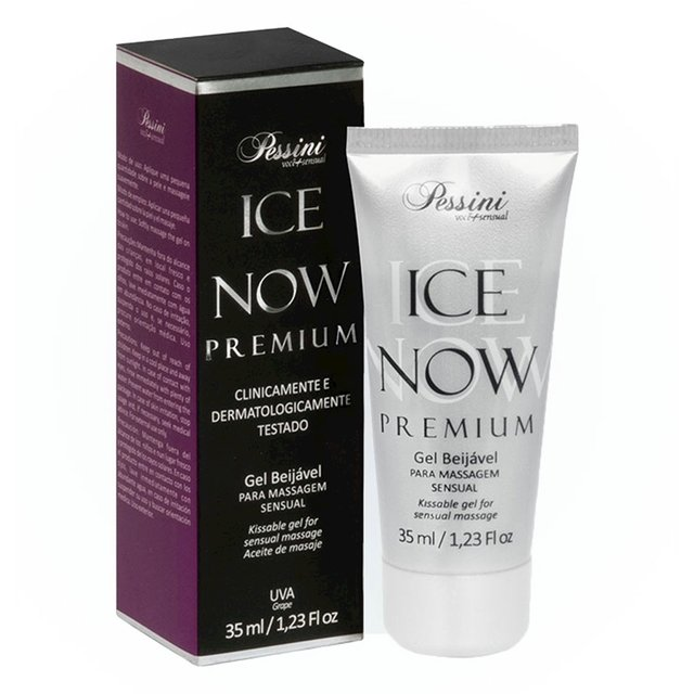 ICE NOW PREMIUM - GEL BEIJAVEL na internet