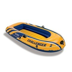 Intex Challenger 2, Bote Inflable Para 2 Personas - comprar online