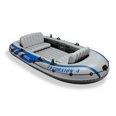 Intex Excursion 4, Bote Inflable Para 4 Personas - comprar online