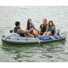 Intex Excursion 4, Bote Inflable Para 4 Personas en internet
