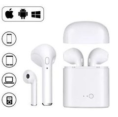 Auriculares Inalambricos Bluetooth I7s Tws Iphone Android - tienda online