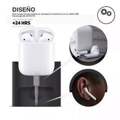 Imagen de Auriculares Inalambricos Bluetooth I7s Tws Iphone Android